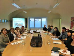 Präsentation über Gender Budgeting-Ansätze in Österreich der Sektion III/1 Gleichstellungspolitische Grundsatz- und Rechtsangelegenheiten