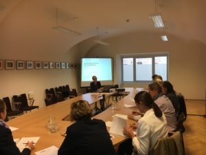 Presentation GM/GB approaches in Austria; Division III/1 Gender equality policies and legal matters, Federal Chancellery
